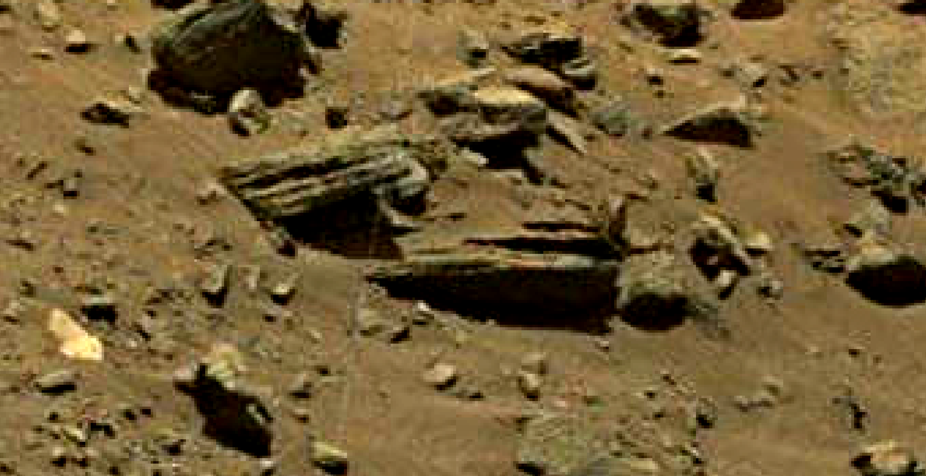 mars sol 1399 anomaly artifacts 10 was life on mars