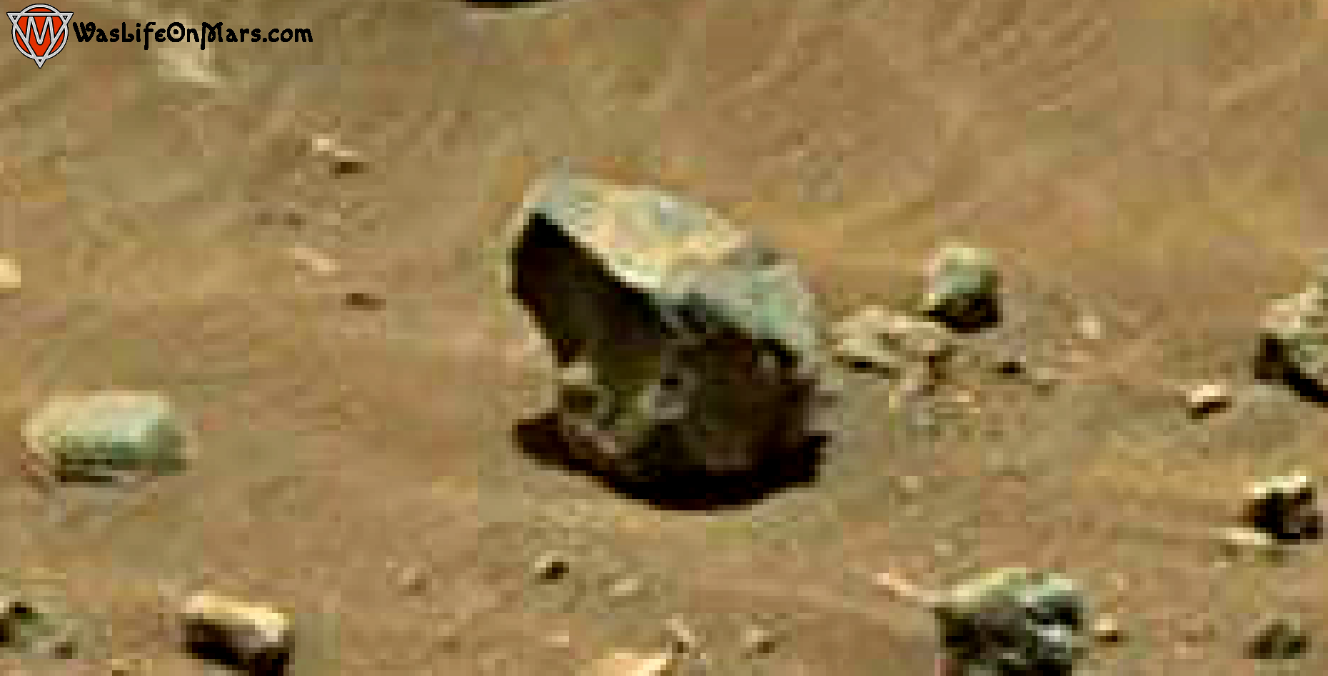 mars sol 1399 anomaly artifacts 5 was life on mars