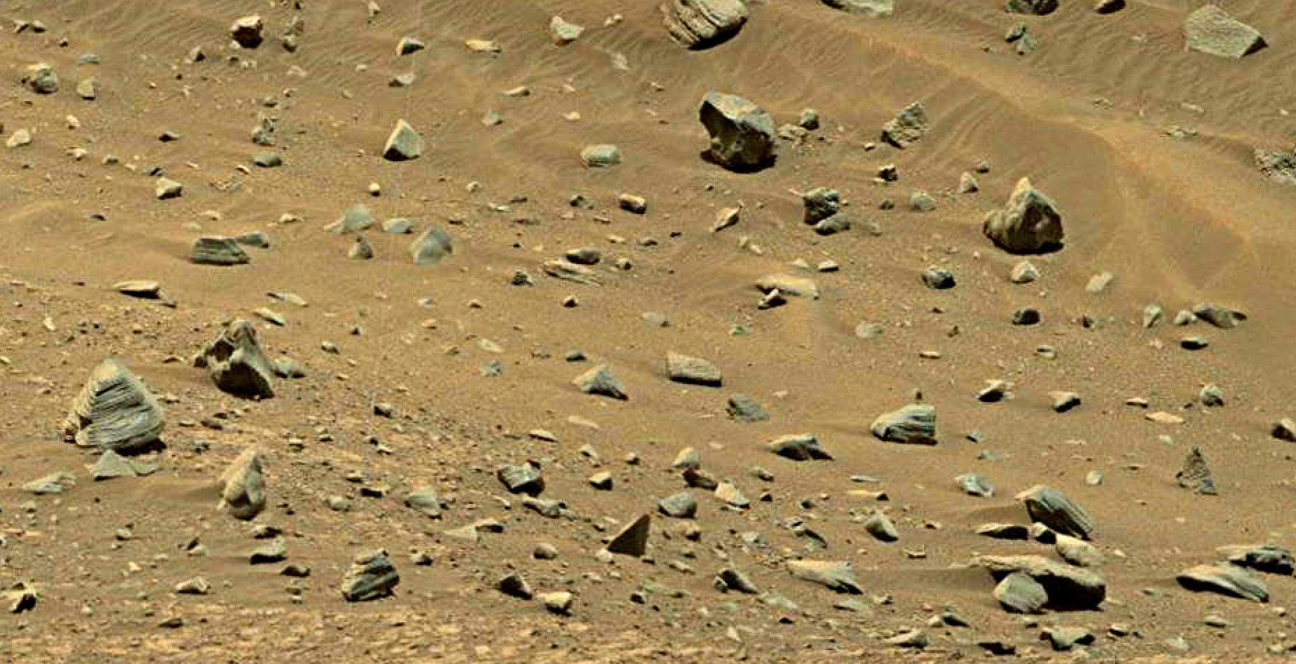 mars sol 1399 anomaly artifacts 5a was life on mars