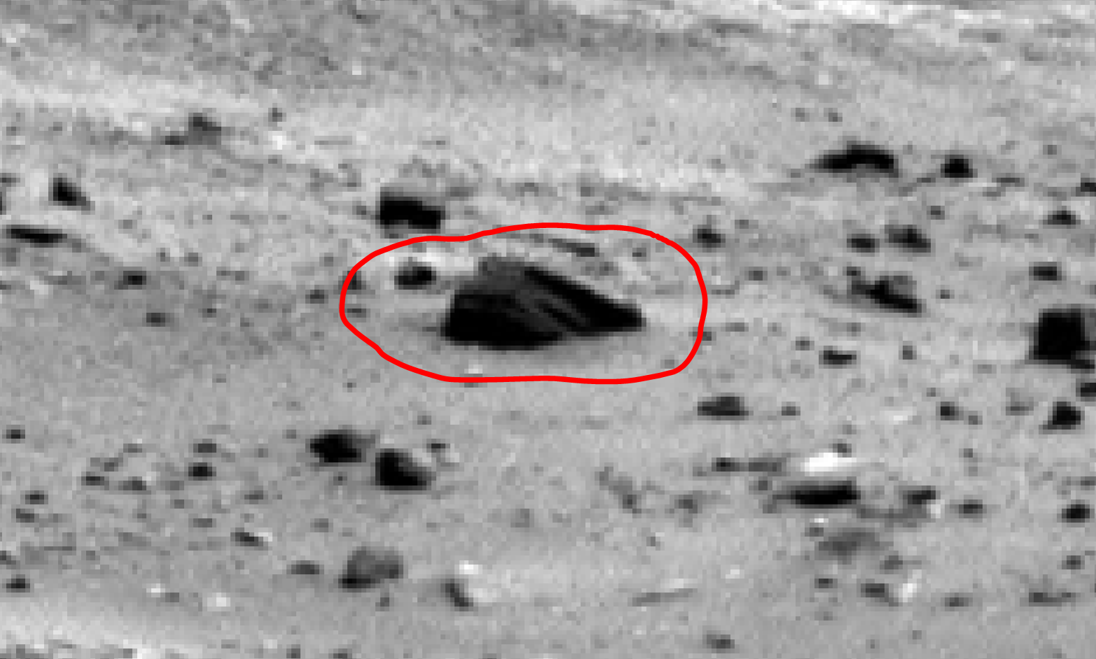 mars sol 1400 anomaly artifacts 1 was life on mars