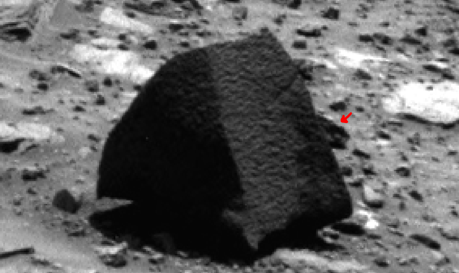 mars sol 1400 anomaly artifacts 7 was life on mars