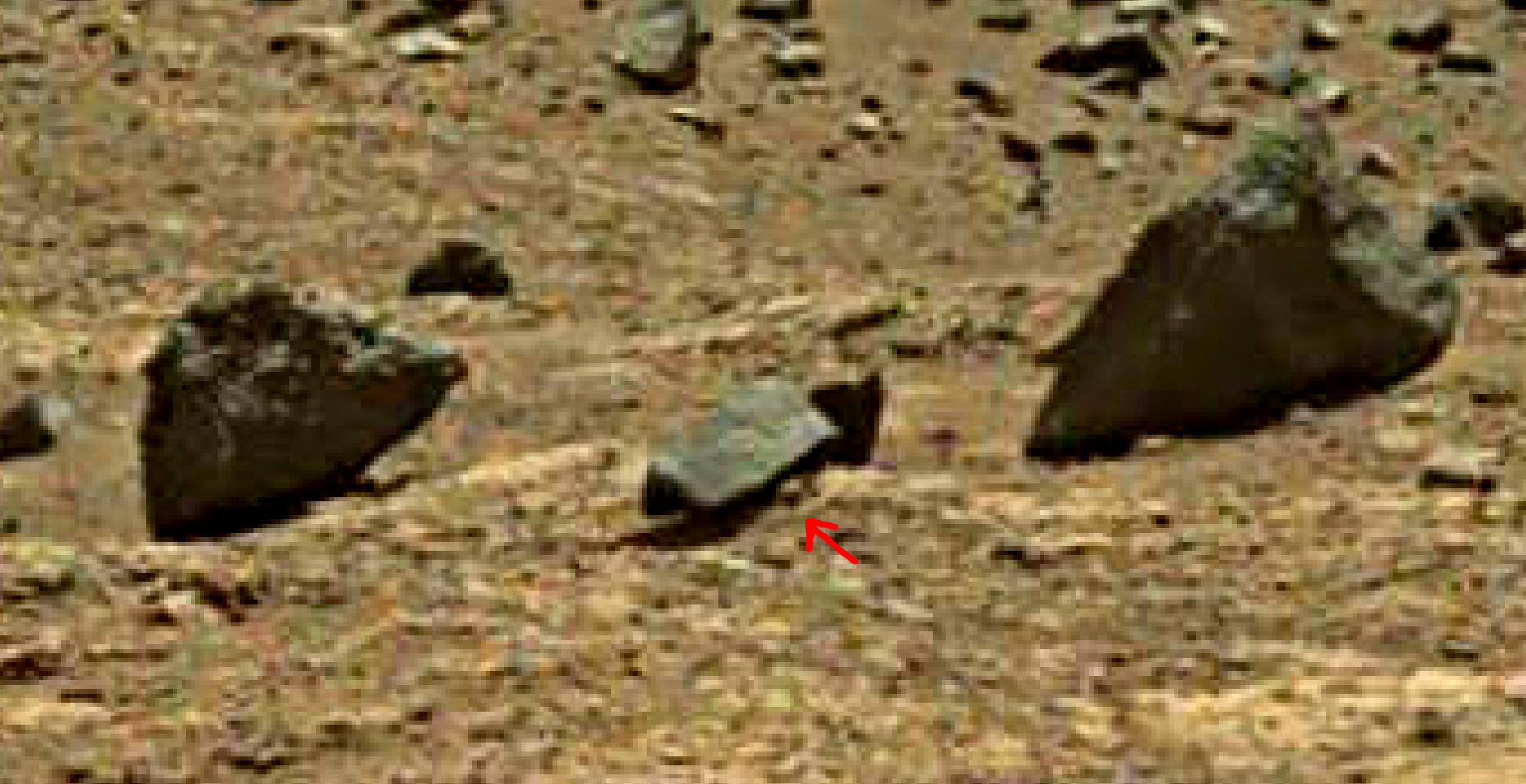 mars sol 1401 anomaly artifacts 12 was life on mars