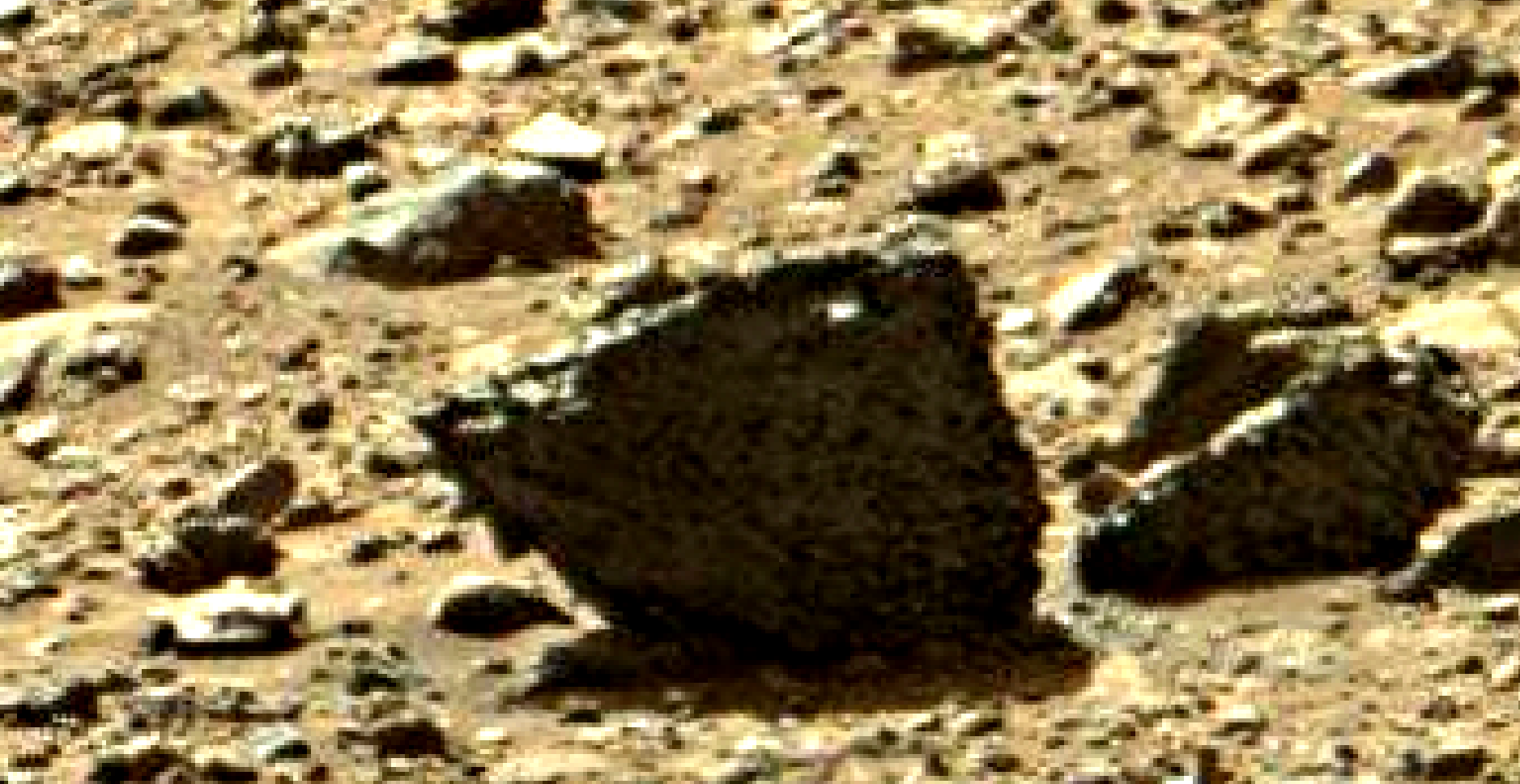mars sol 1405 anomaly artifacts 1 was life on mars
