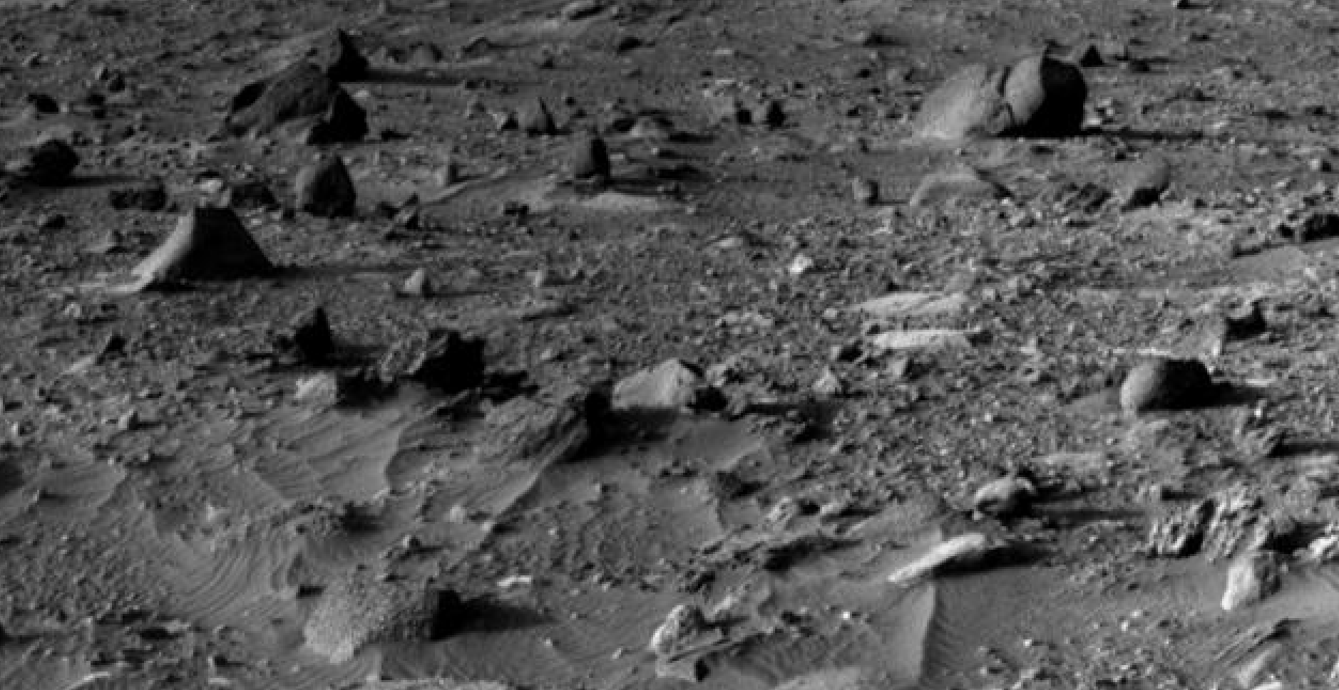 mars sol 1405 anomaly artifacts 14 was life on mars