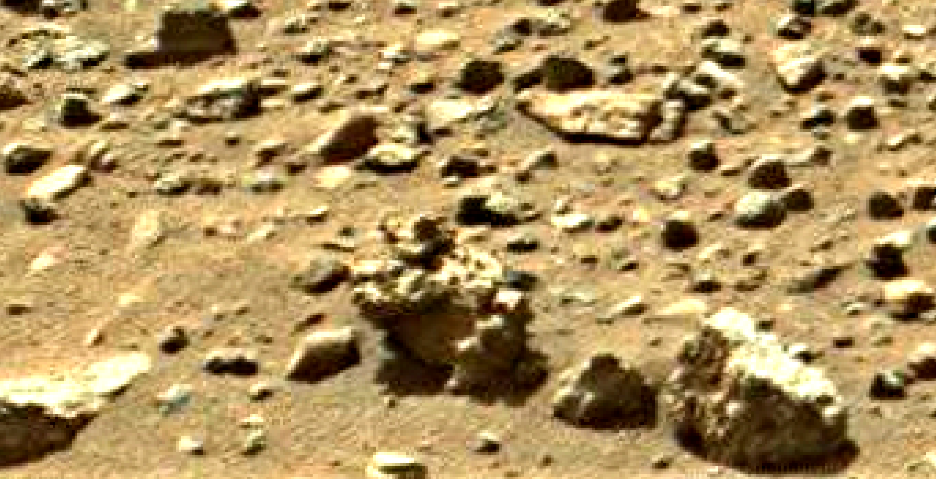 mars sol 1405 anomaly artifacts 2 was life on mars
