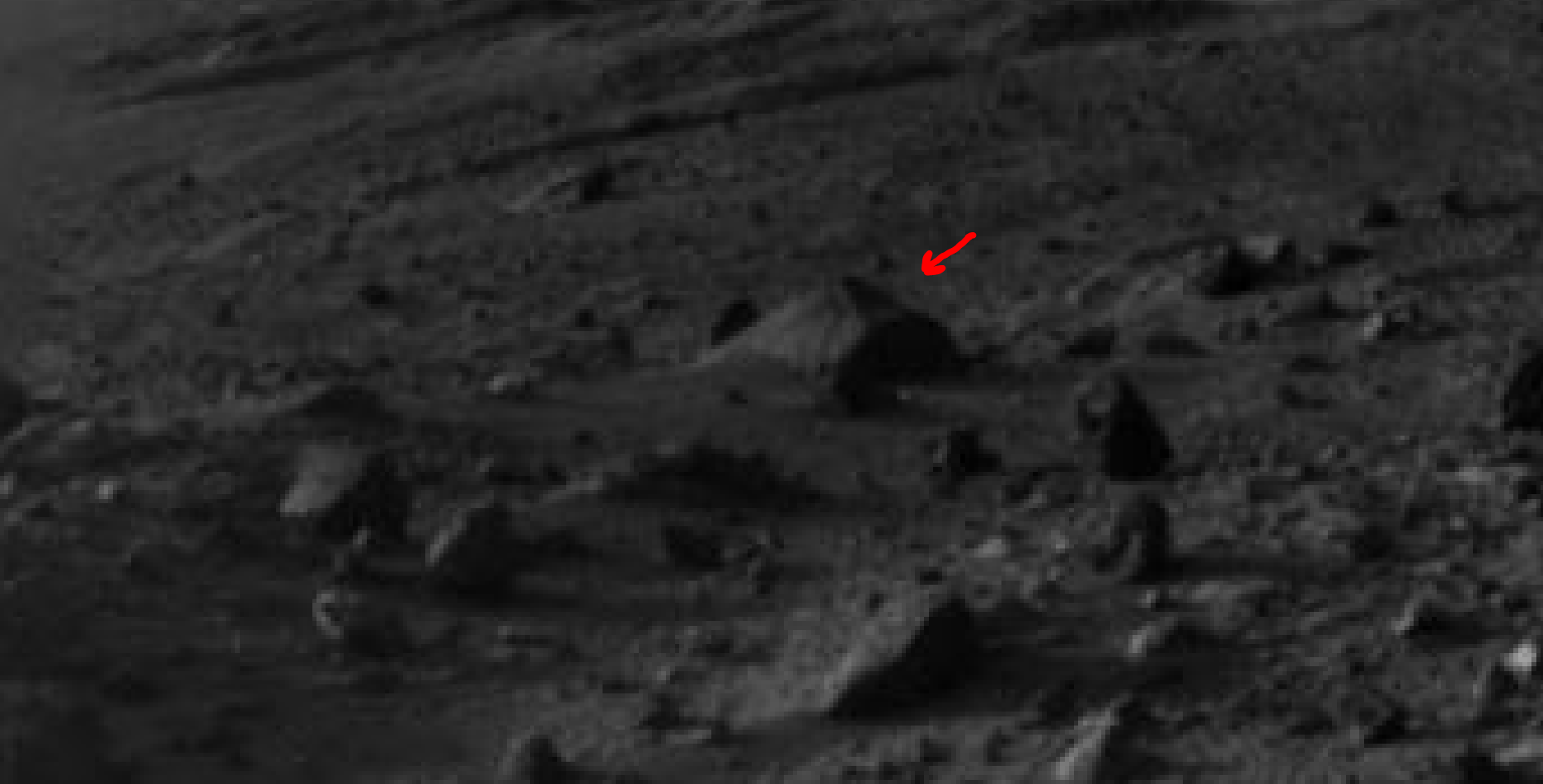 mars sol 1405 anomaly artifacts 20 was life on mars