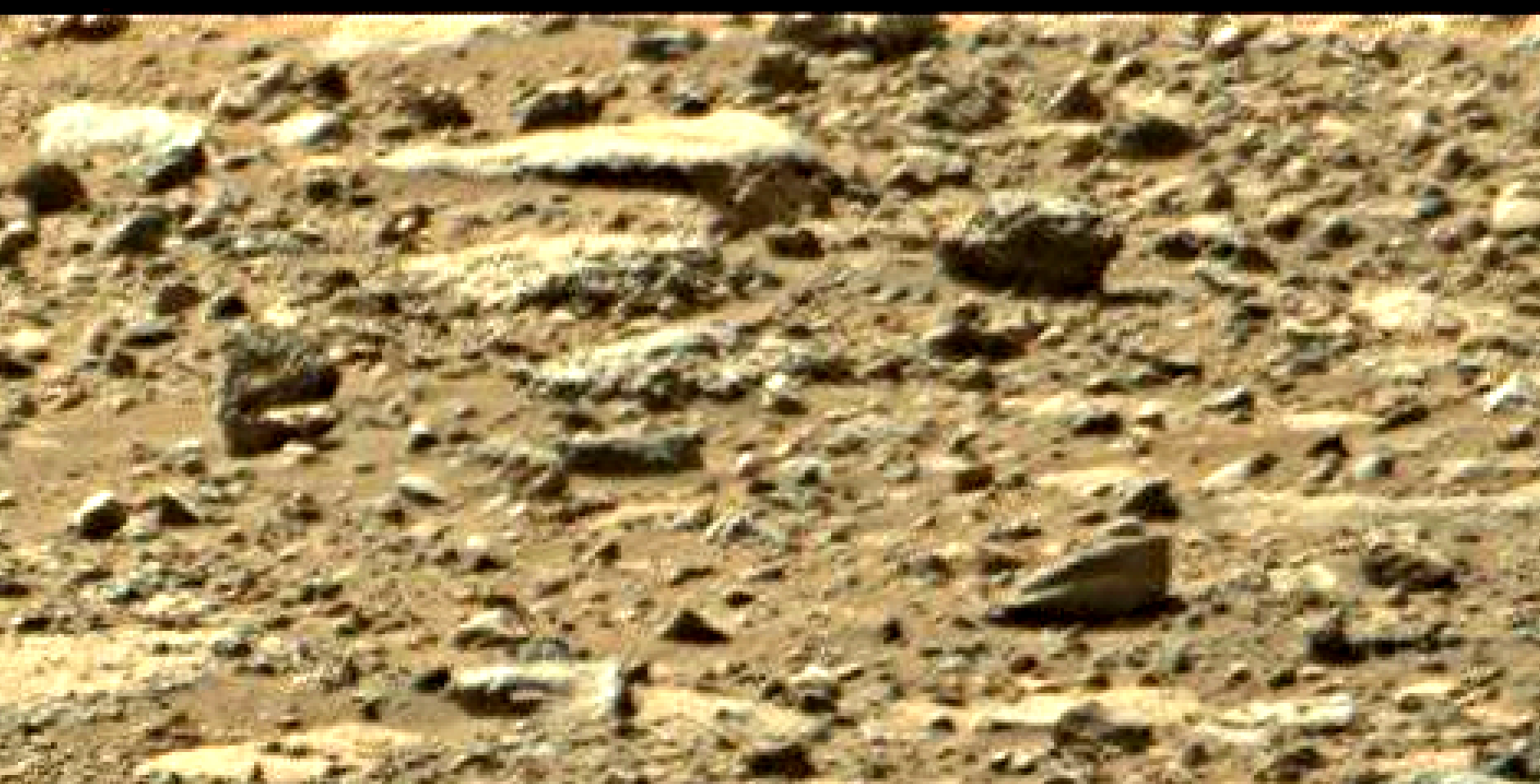 mars sol 1405 anomaly artifacts 3 was life on mars