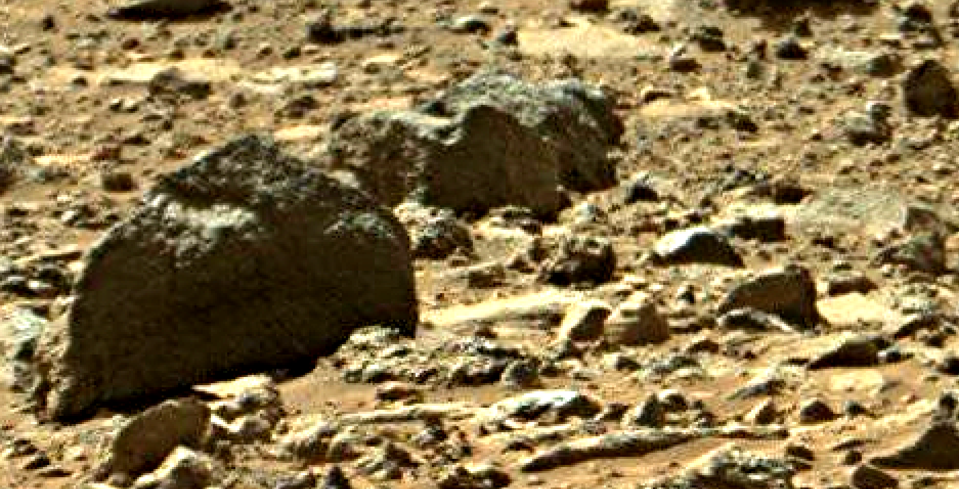 mars sol 1405 anomaly artifacts 5b was life on mars