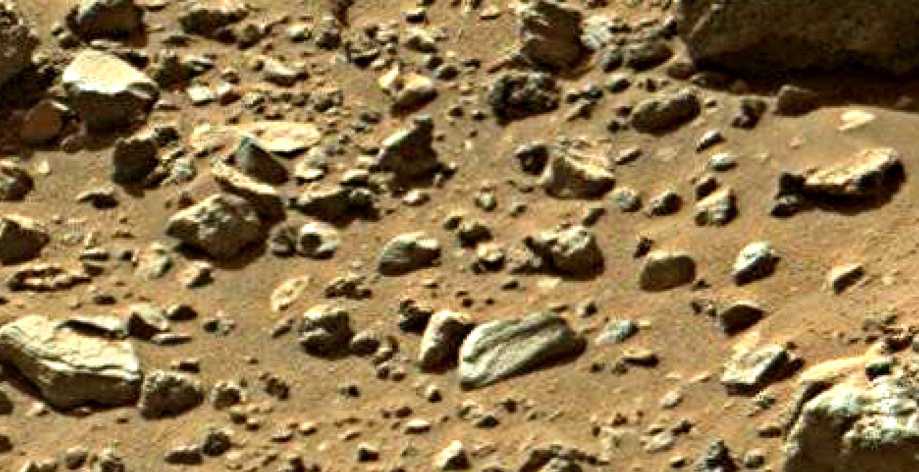 mars sol 1405 anomaly artifacts 7 was life on mars