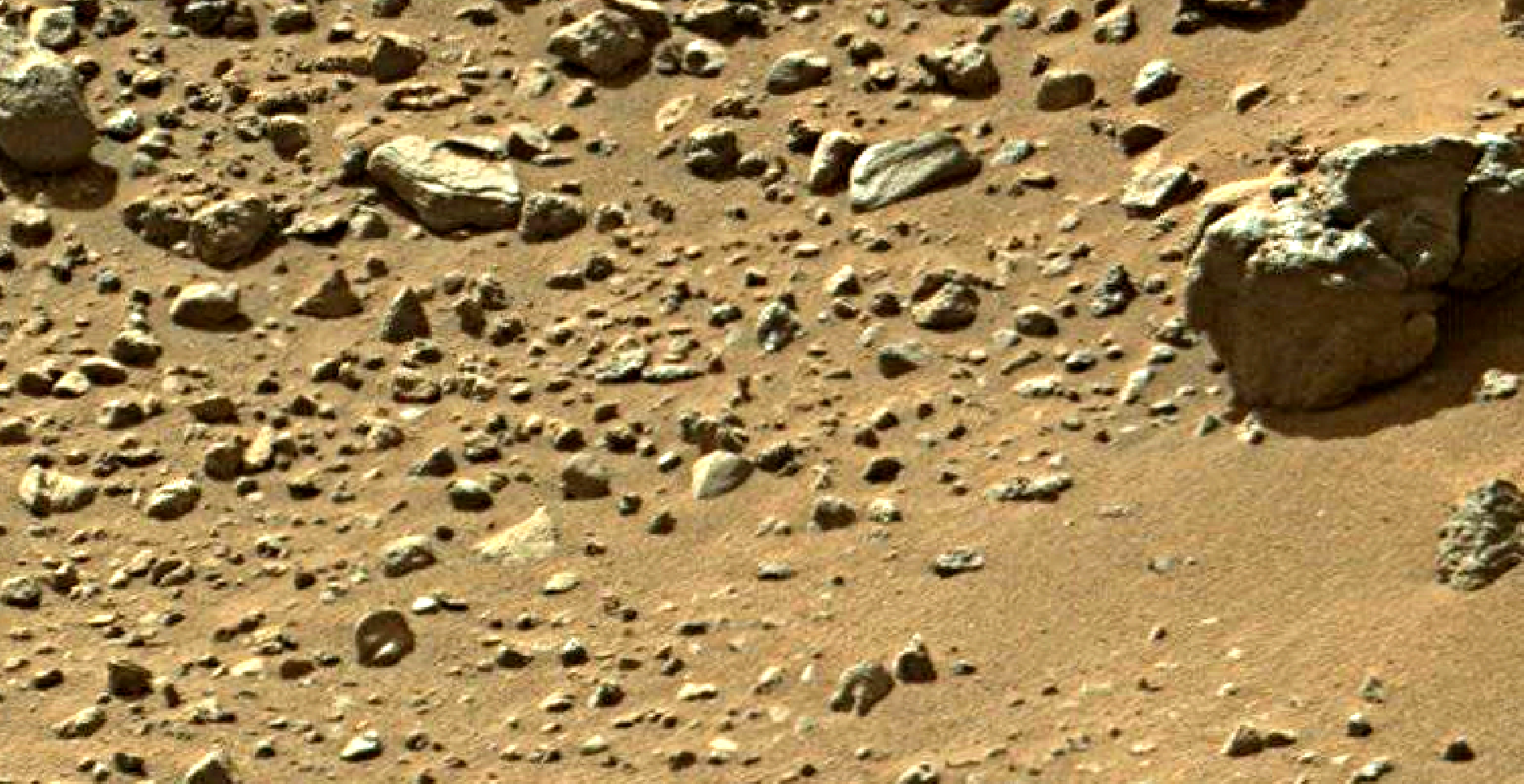 mars sol 1405 anomaly artifacts 8 was life on mars
