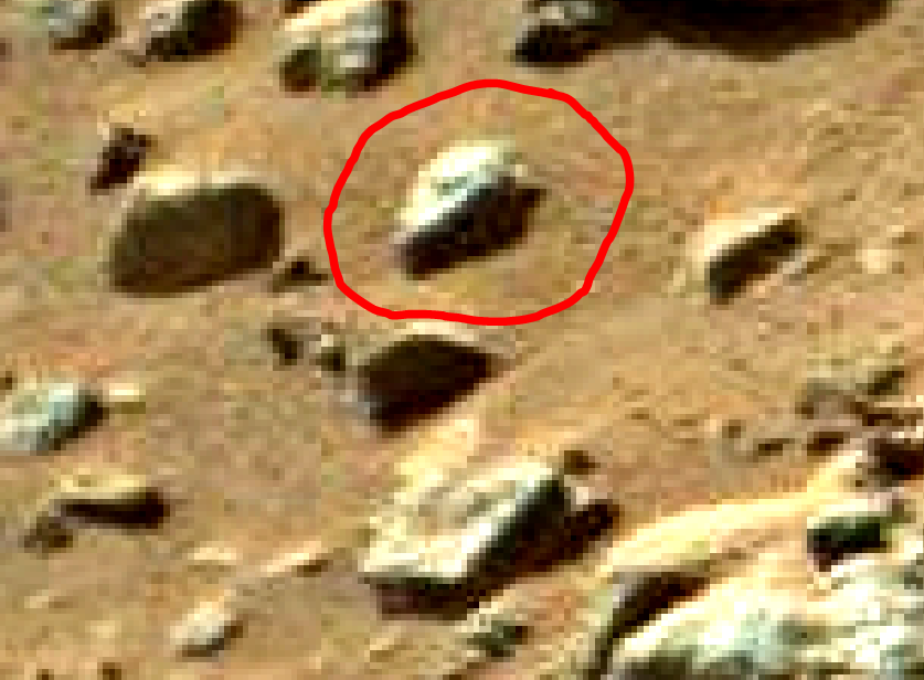 mars sol 1405 anomaly artifacts 8a2 was life on mars