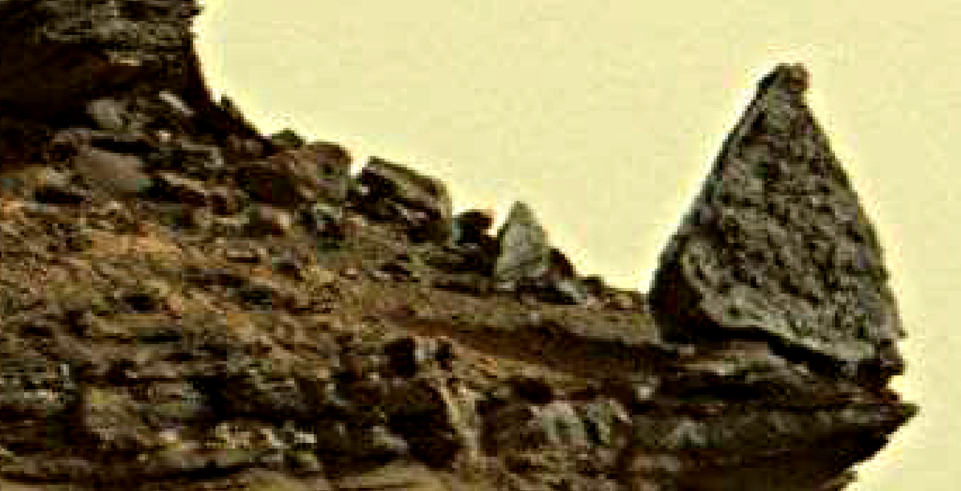 mars sol 1419 anomaly artifacts 2 was life on mars