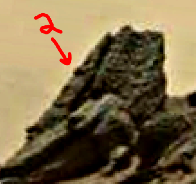 mars sol 1428 anomaly artifacts 4a2 - aircraft - was life on mars