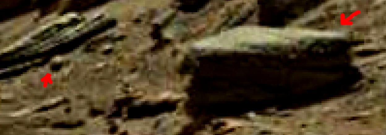 mars sol 1428 anomaly artifacts 4a6 - aircraft - was life on mars