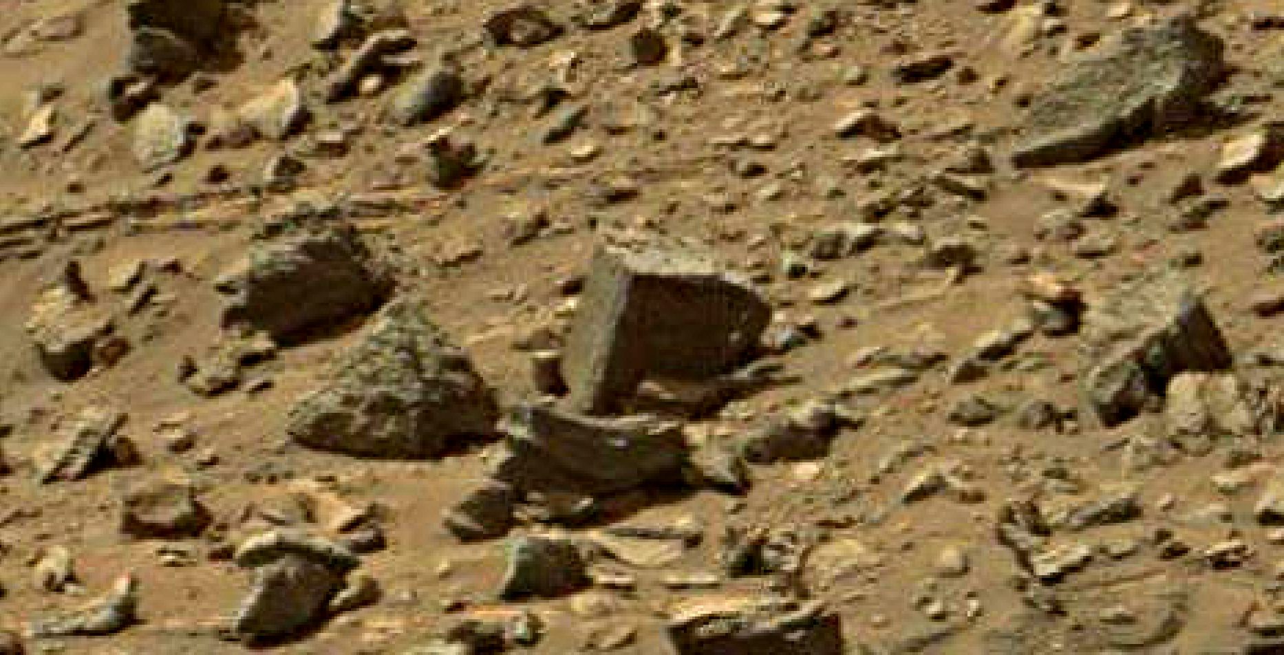 mars sol 1429 anomaly artifacts 1 was life on mars