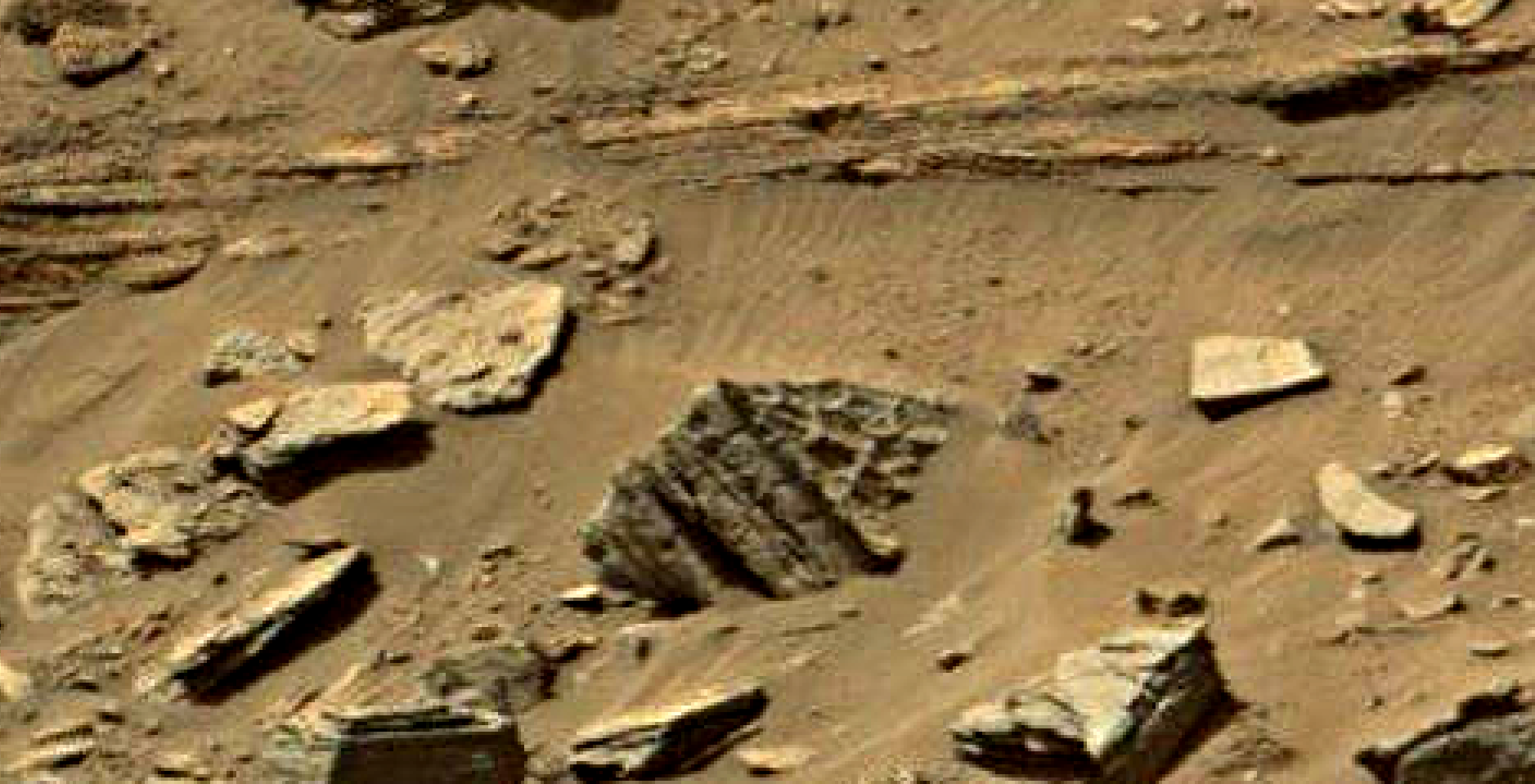 mars sol 1429 anomaly artifacts 2 was life on mars