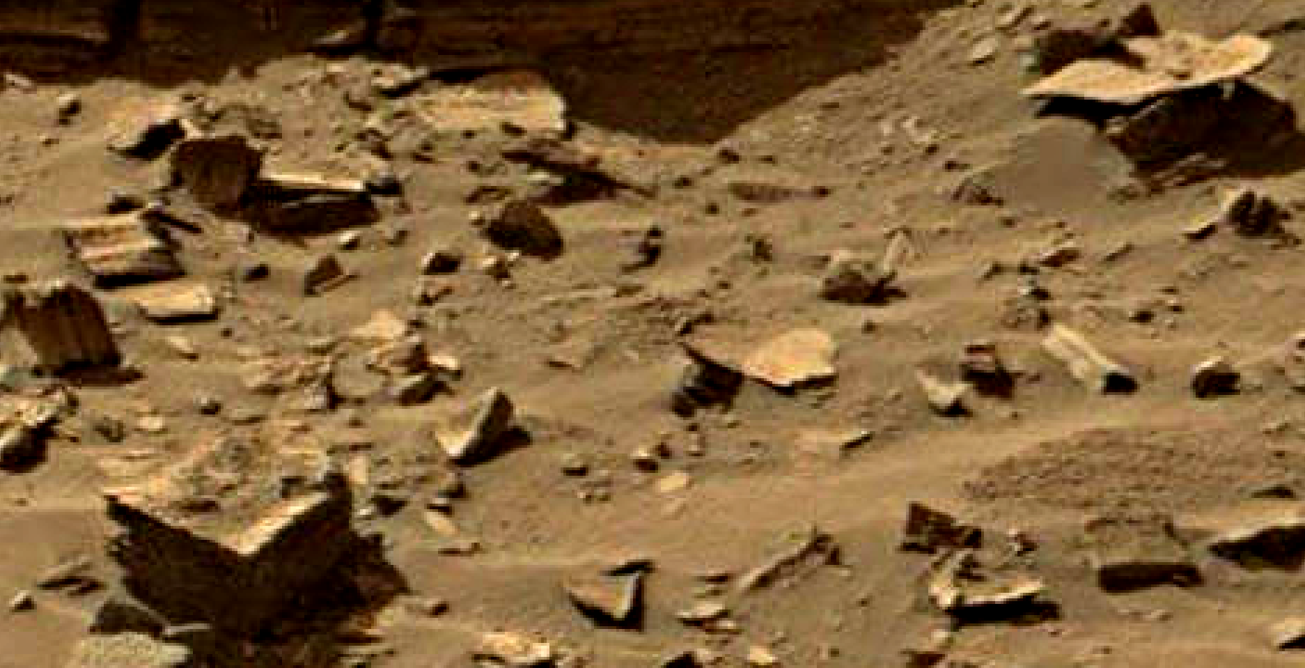 mars sol 1429 anomaly artifacts 3 was life on mars