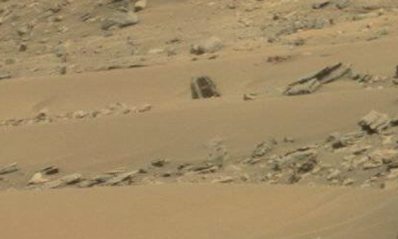 mars sol 1434 anomaly artifacts 17 was life on mars