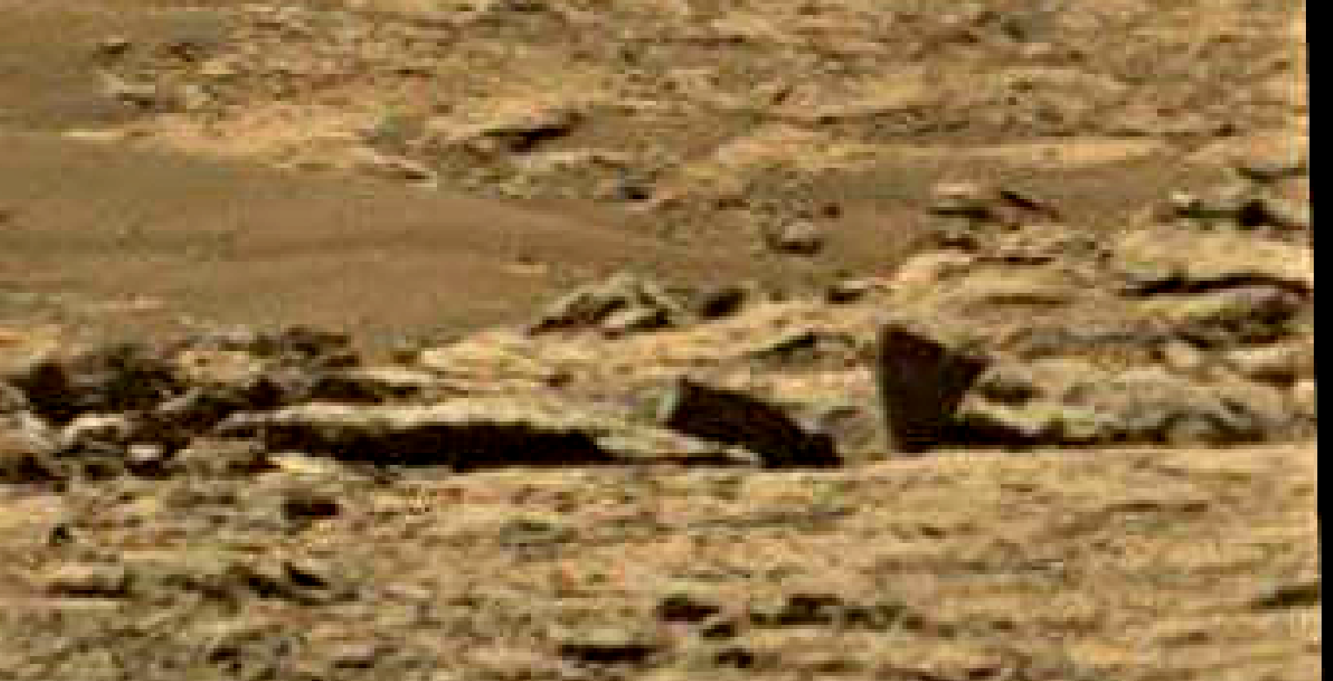 mars sol 1434 anomaly artifacts 2 was life on mars