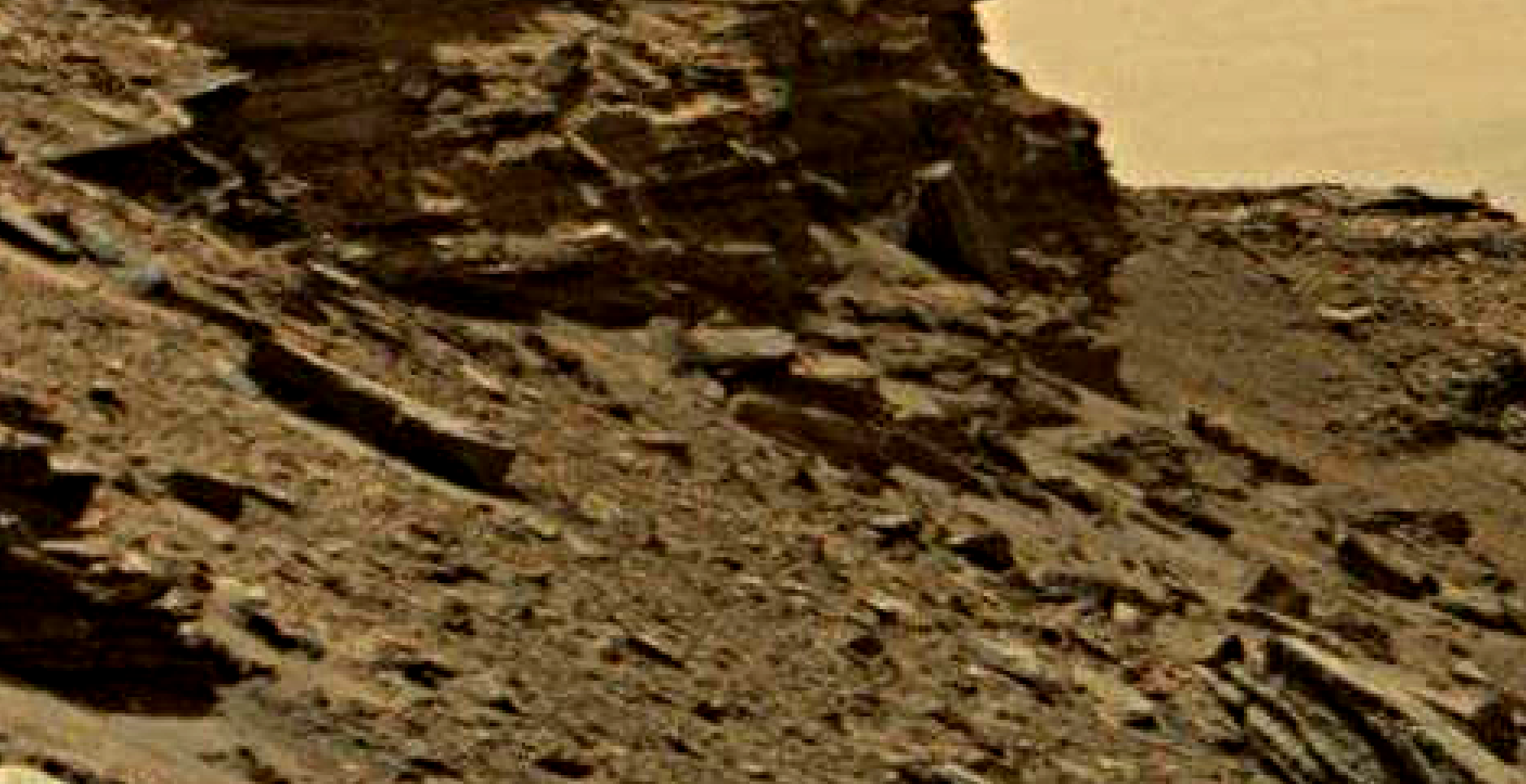 mars sol 1434 anomaly artifacts 3 was life on mars