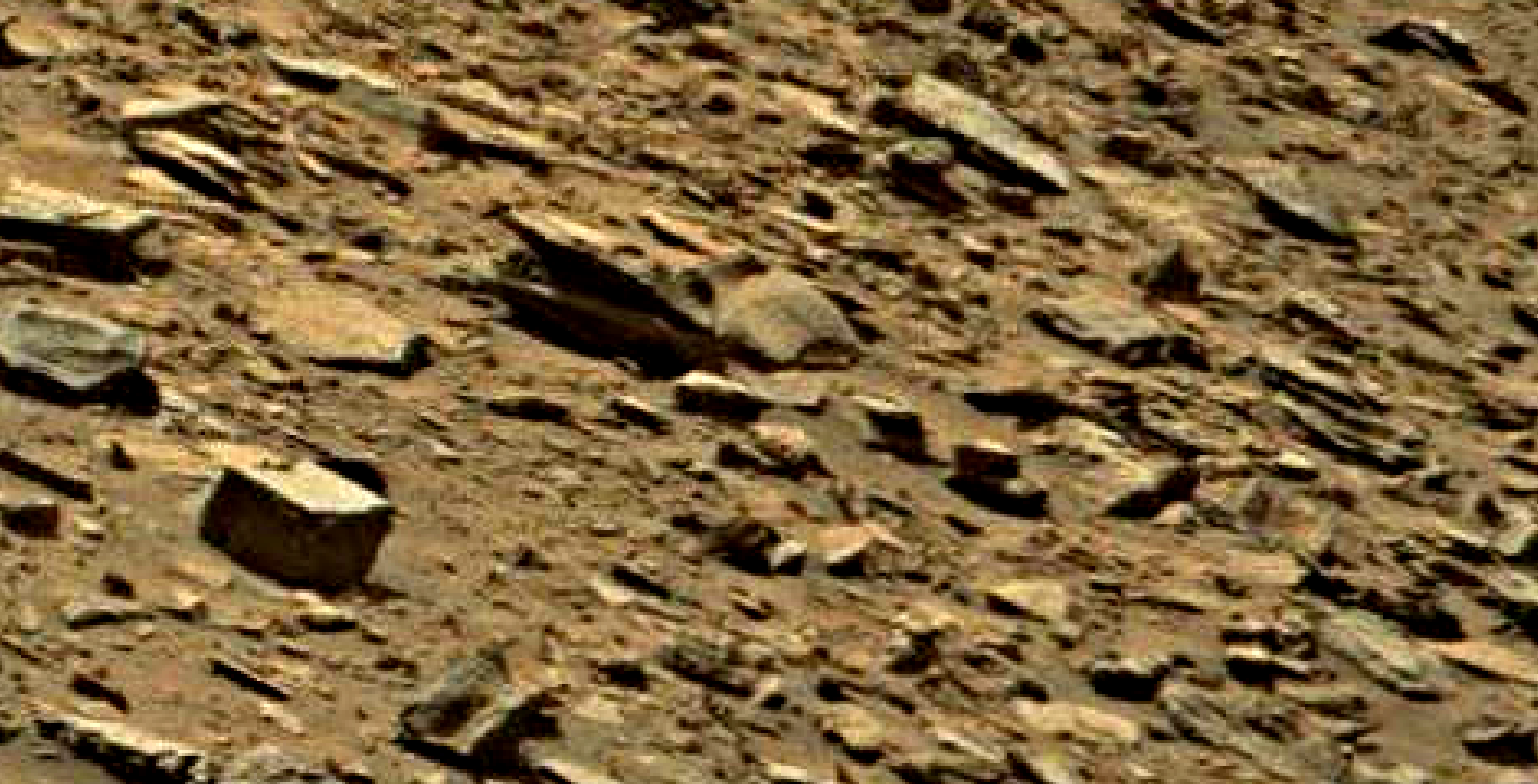mars sol 1434 anomaly artifacts 5 was life on mars