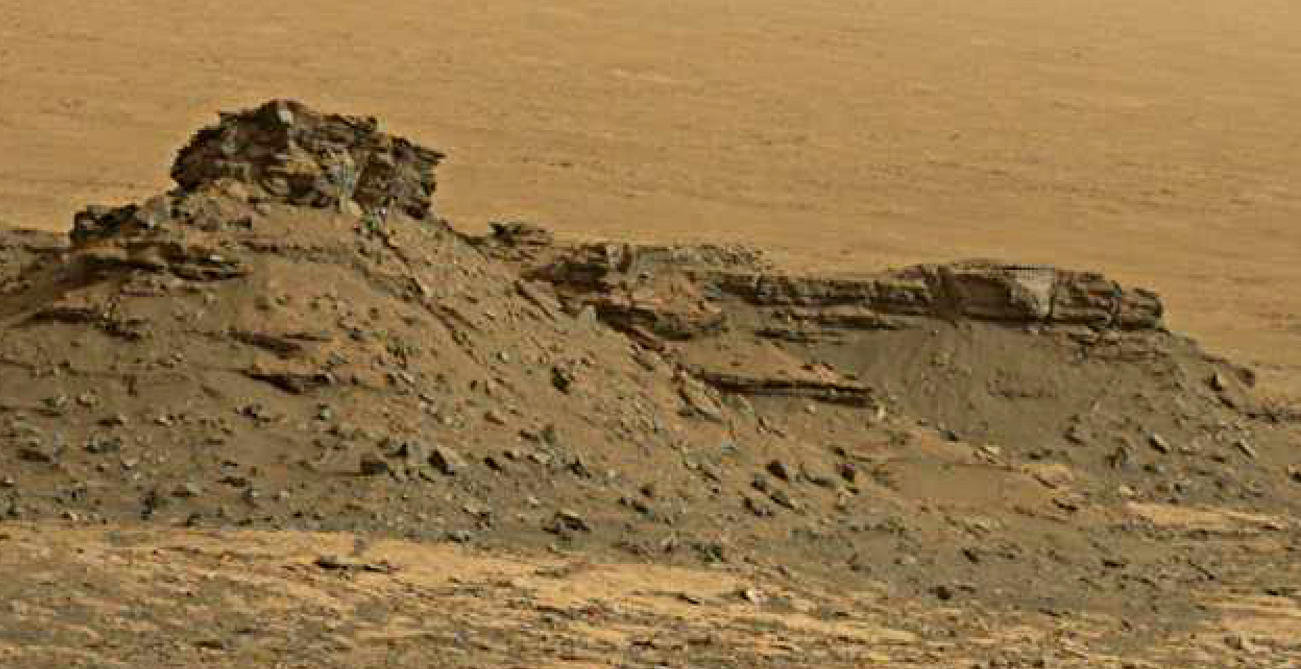 mars sol 1447 anomaly artifacts 1 -bird-plane-butte - was life on mars