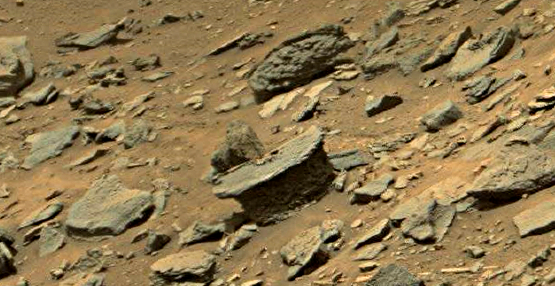 mars sol 1447 anomaly artifacts 11 - was life on mars