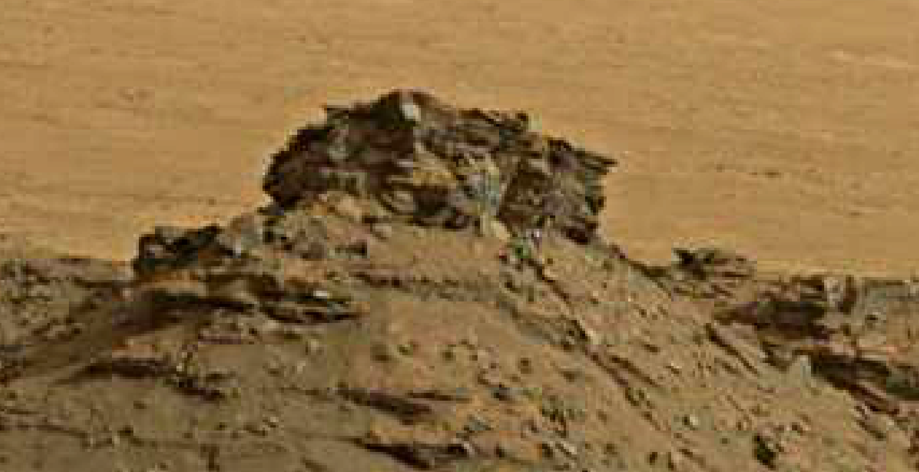 mars sol 1447 anomaly artifacts 6 -bird-plane-butte - was life on mars