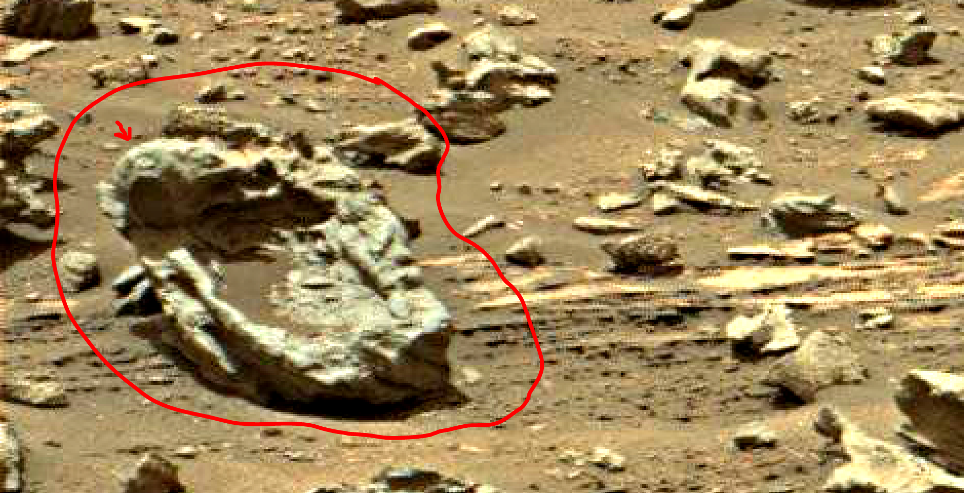 mars-sol-1450-anomaly-artifacts-22-was-life-on-mars
