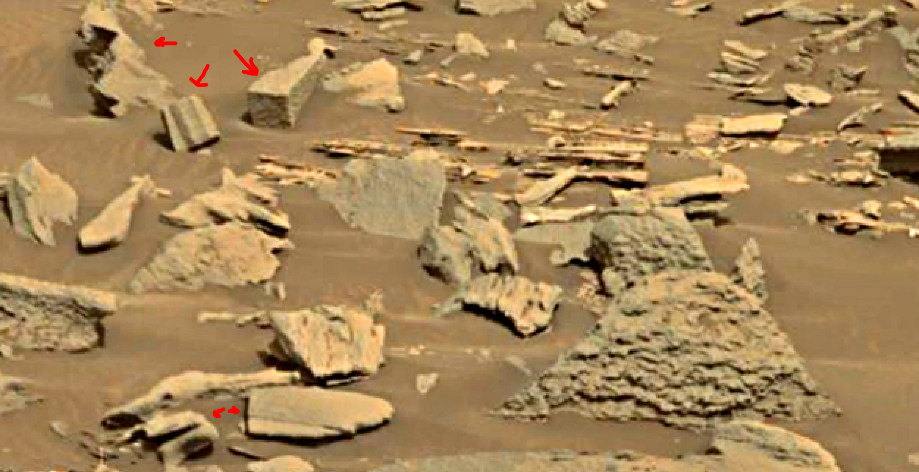 mars-sol-1451-anomaly-artifacts-10-was-life-on-mars