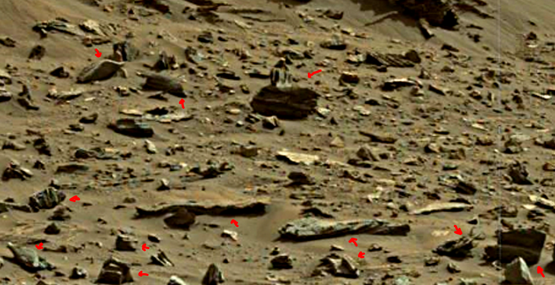 mars-sol-1451-anomaly-artifacts-12-was-life-on-mars