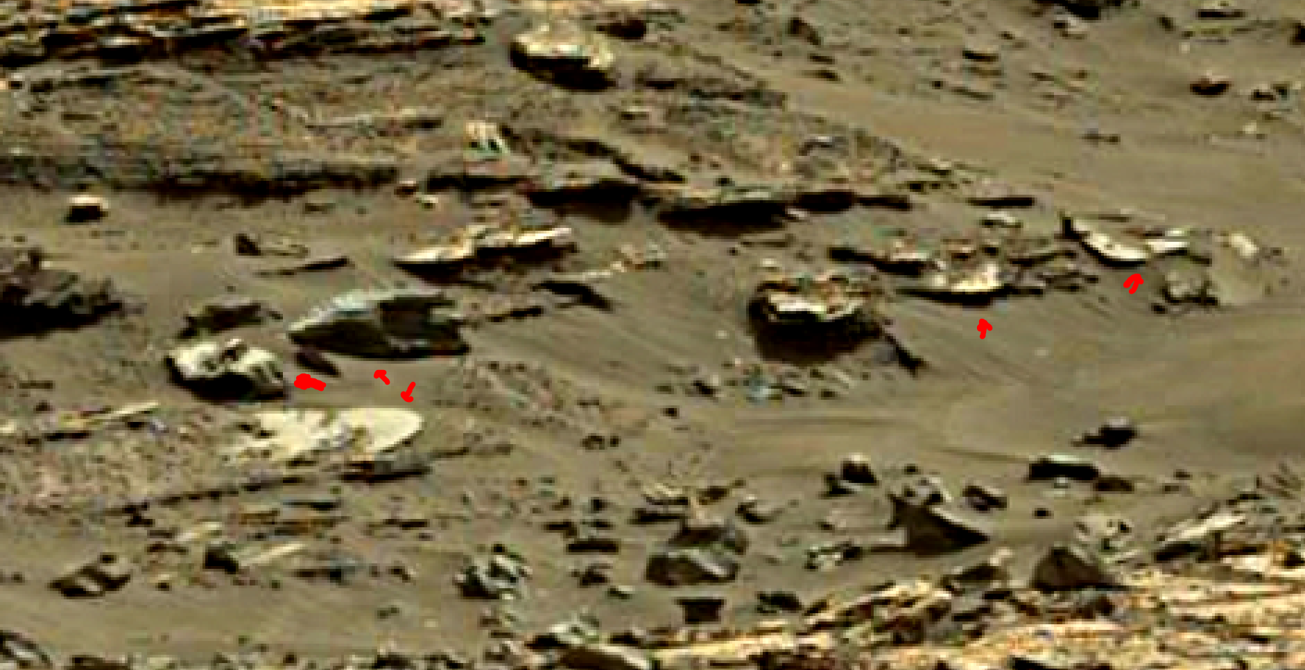 mars-sol-1451-anomaly-artifacts-13-was-life-on-mars
