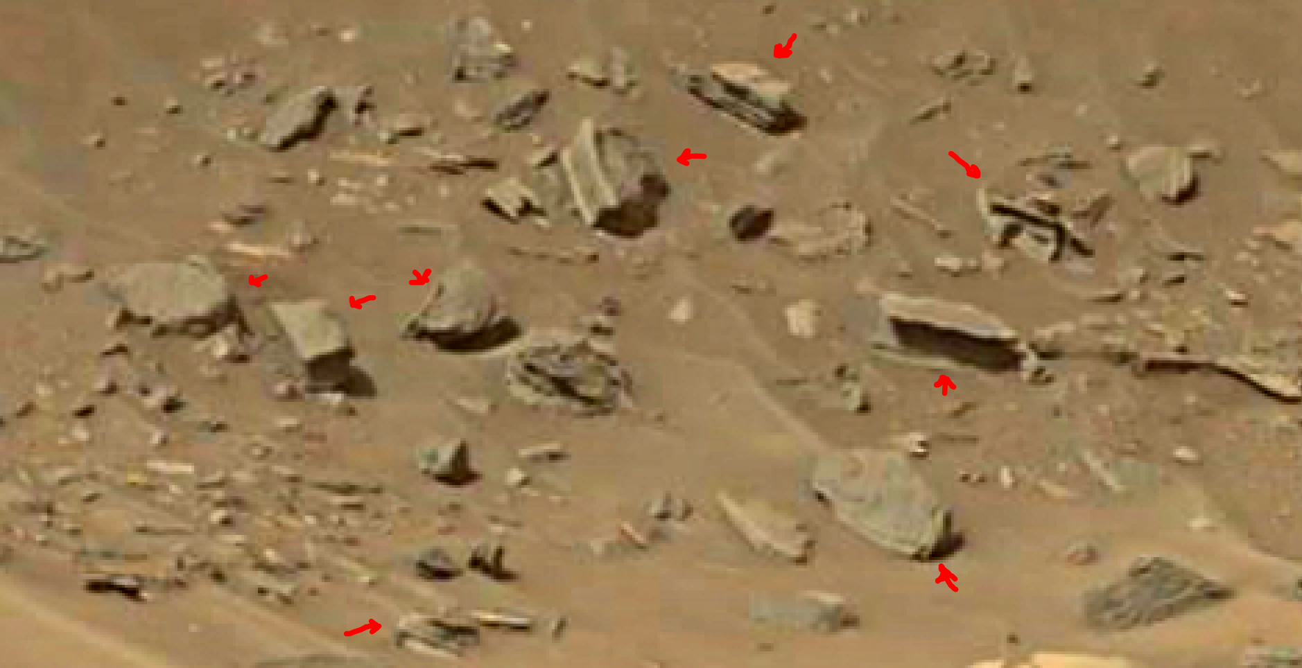 mars-sol-1451-anomaly-artifacts-2a-was-life-on-mars