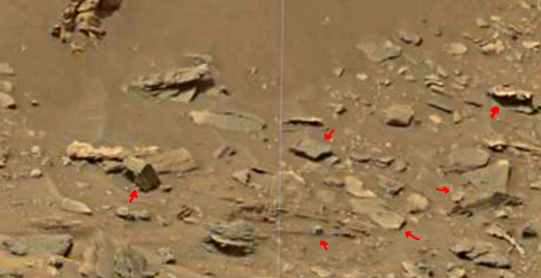 mars-sol-1451-anomaly-artifacts-4-was-life-on-mars