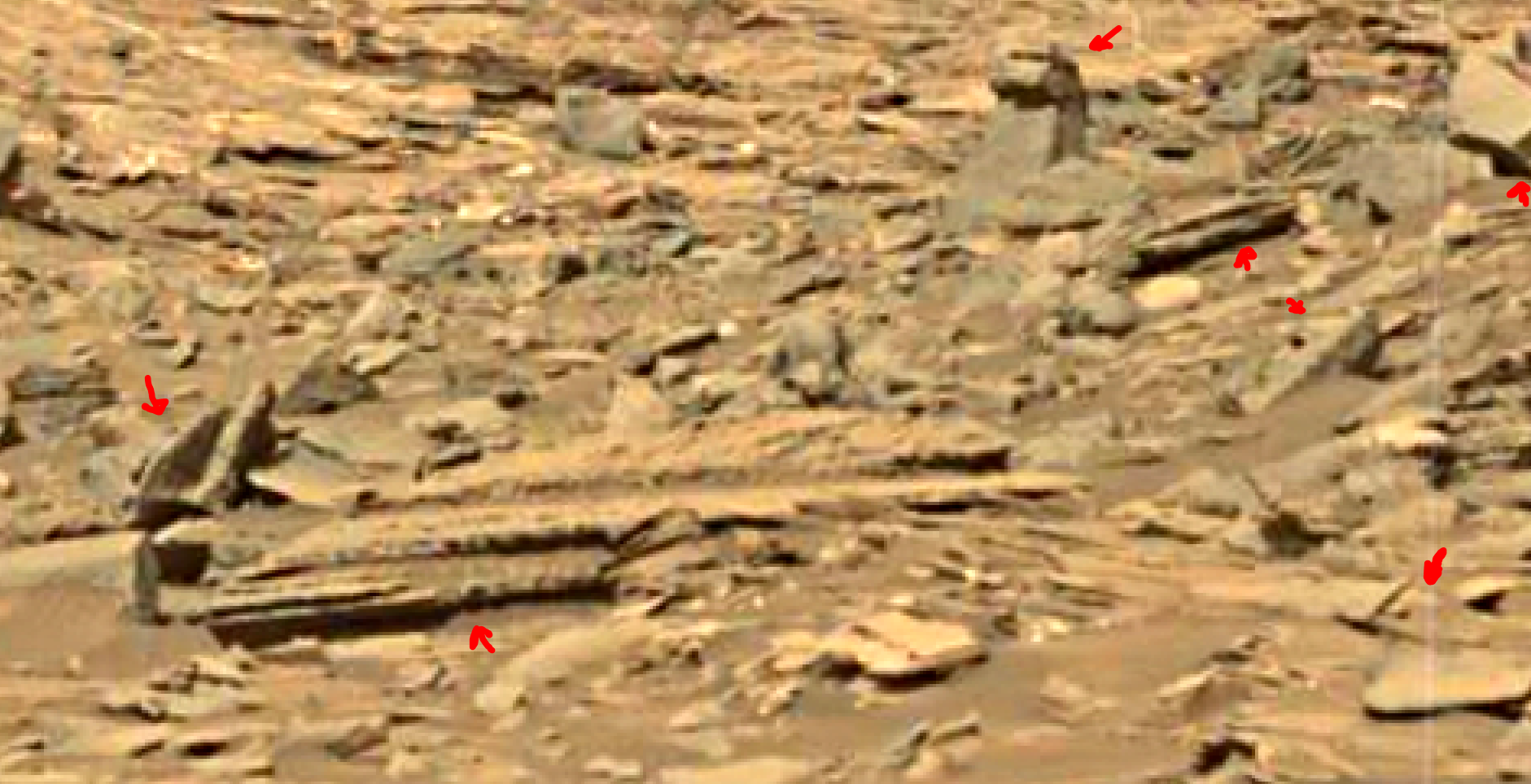 mars-sol-1451-anomaly-artifacts-5a-was-life-on-mars