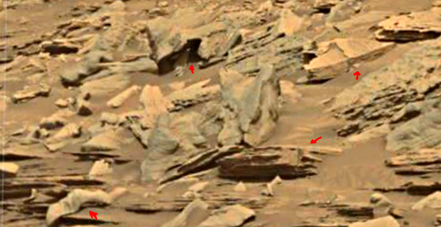 mars-sol-1451-anomaly-artifacts-6-was-life-on-mars
