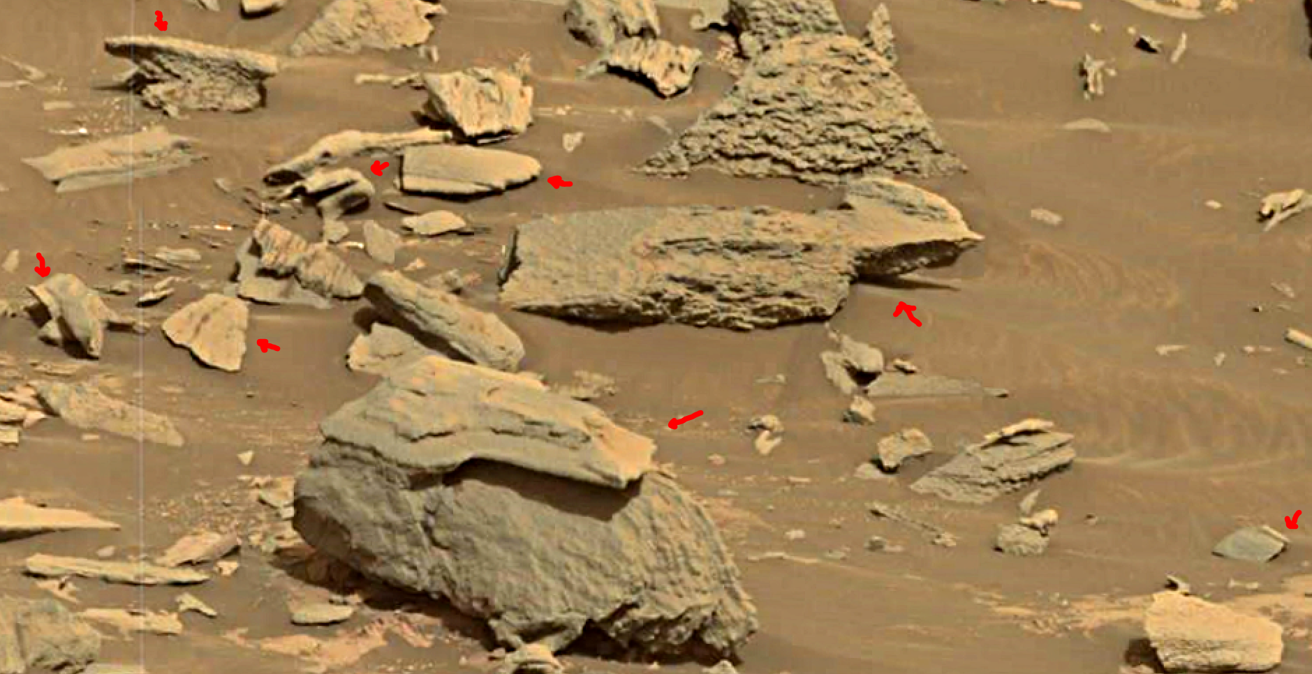 mars-sol-1451-anomaly-artifacts-9-was-life-on-mars