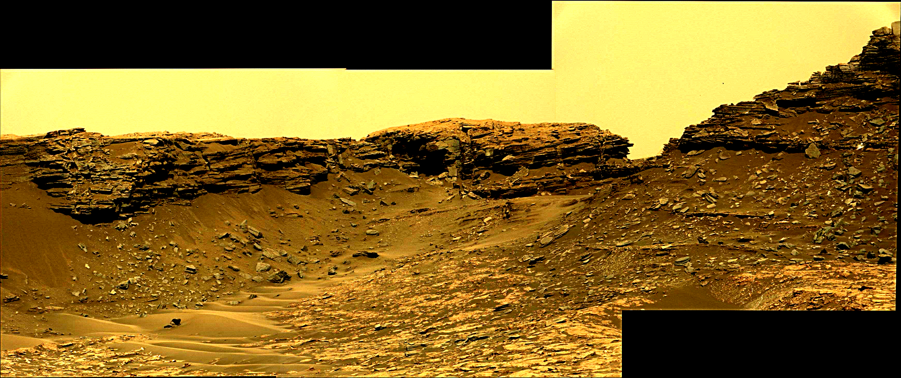 panoramic-curiosity-rover-view-2-3e-sol-1454-was-life-on-mars