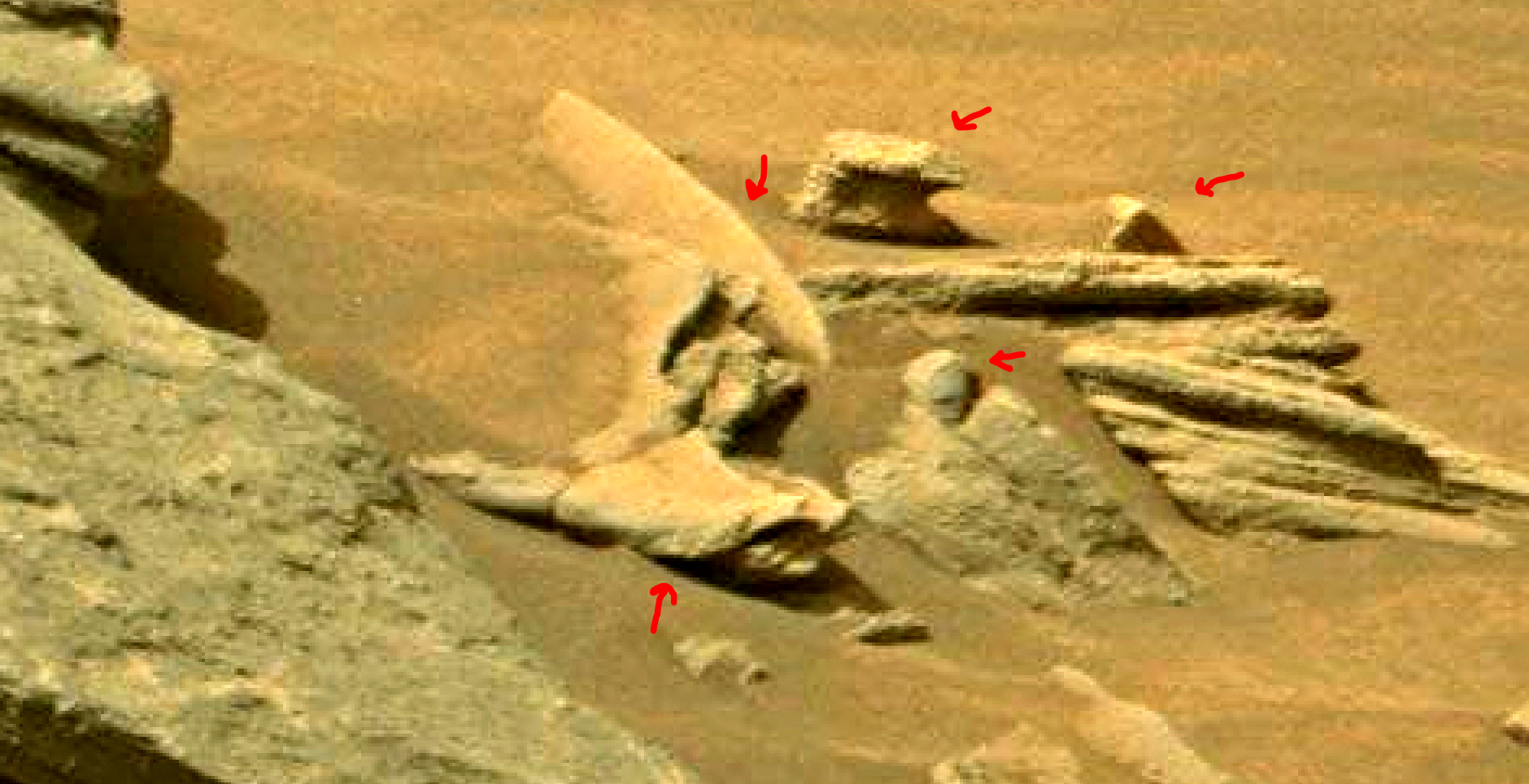 mars-sol-1467-anomaly-artifacts-5-was-life-on-mars