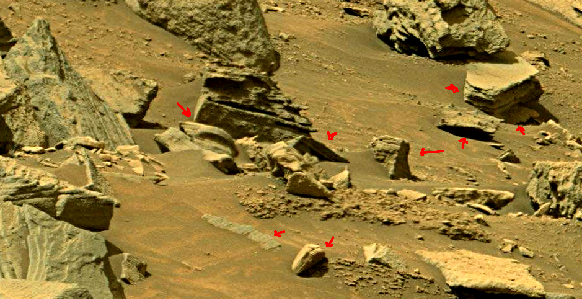 mars-sol-1467-anomaly-artifacts-7-was-life-on-mars