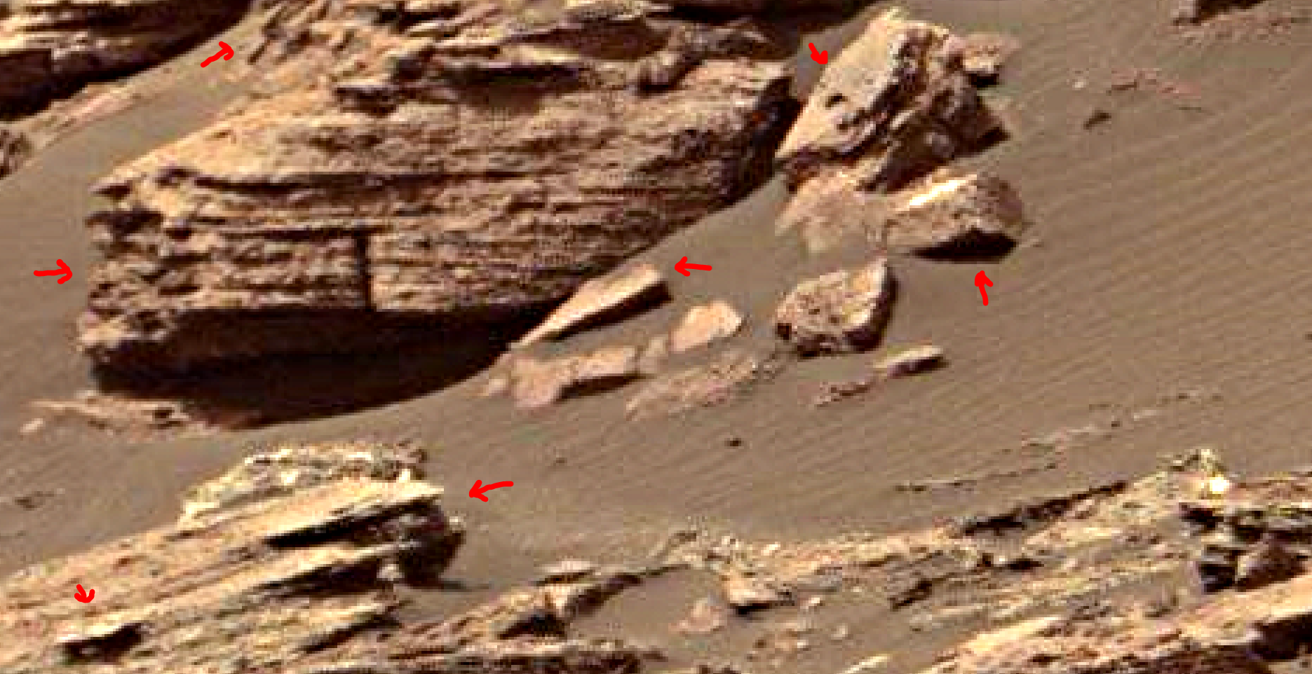 mars-sol-1493-anomaly-artifacts-6-was-life-on-mars