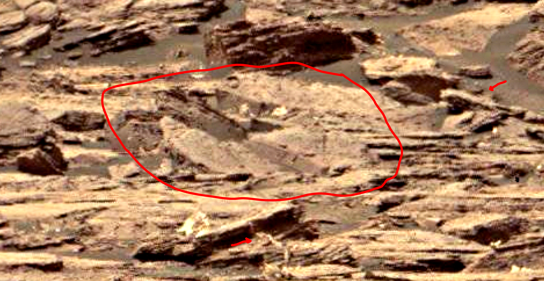 mars-sol-1493-anomaly-artifacts-8-was-life-on-mars